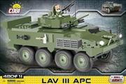 Small Army - 480 piece LAV III APC-Light | Miscellaneous