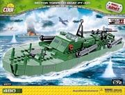 Small Army - 480 piece Motor Torpedo Boat PT-109