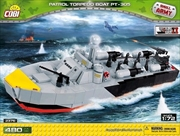Small Army - 480 piece Patrol Torpedo Boat PT-305 | Miscellaneous