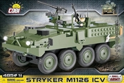 Small Army - 485 piece Stryker M1126 ICV Infantry Carrier Vehicle | Miscellaneous