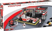 McLaren - 500 Piece F1 McLaren Racing Car and Garage Construction Set | Miscellaneous