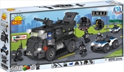 Action Town - 500 Piece S.W.A.T. Team Construction Set | Miscellaneous