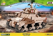 World War II - 550 piece M3 Grant Medium Tank | Miscellaneous