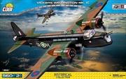 Small Army - 560 piece Vickers Wellington Mk 1C