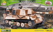 Small Army - 565 piece Sd.Kfz186 Jagdpanzer VI (Jagdtiger) | Miscellaneous
