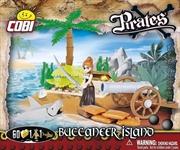Pirates - 60 piece Buccaneer Island | Miscellaneous