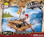Pirates - 60 piece Castaway | Miscellaneous