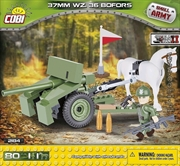 Small Army - 80 piece 37mm WZ.36 Bofors