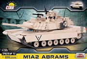 Small Army - 765 piece M1A2 Abrams