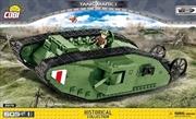 Great War - 600 piece Tank Mk1