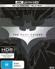 Dark Knight | UHD - Trilogy, The