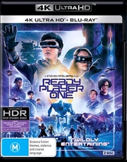 Ready Player One | Blu-ray + UHD