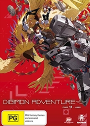 Digimon Adventure Tri.  - Loss - Part 4 | DVD