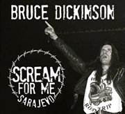 Scream For Me Sarajevo | DVD