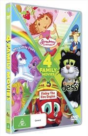Family 4 Pack - Volume 1