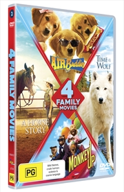 Family 4 Pack - Volume 2