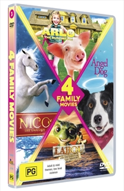Family 4 Pack - Volume 3