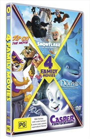Family 4 Pack - Volume 5