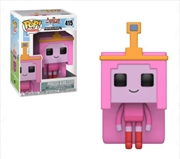 Pop! Television - Adventure Time Minecraft - Princess Bubblegum