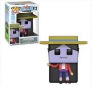 Pop! Television - Adventure Time Minecraft - Marceline