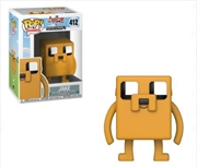 Pop! Television - Adventure Time Minecraft - Jake