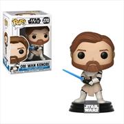 Star Wars: Clone Wars - Obi Wan Kenobi Pop! Vinyl | Pop Vinyl