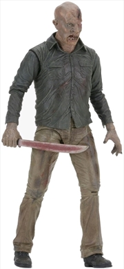 """Friday the 13th - Jason Part 4 The Final Chapter 7"""" Action Figure 