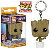 Guardians of the Galaxy - Baby Groot Pocket Pop! Keychain | Pop Vinyl