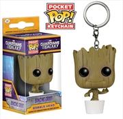 Guardians of the Galaxy - Baby Groot Pocket Pop! Keychain | Pop Vinyl