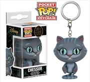 Alice Through the Looking Glass - Chessur Pocket Pop! Keychain | Pop Vinyl