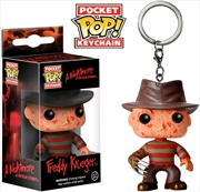 A Nightmare on Elm Street - Freddy Krueger Pocket Pop! Keychain | Pop Vinyl