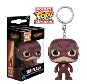 The Flash - Flash Pocket Pop! Keychain
