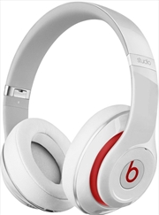 Beats Studio White Over Ear Headphone