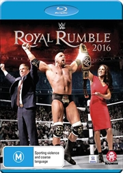 WWE - Royal Rumble 2016