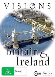 Visions Of Britain and Ireland | Boxset