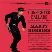 Gunfighter Ballads And Trail Songs - Gold Series | CD