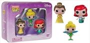 Disney - Princesses Pocket Pop! 3-Pack Tin