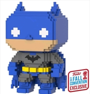 Batman - Batman 8-Bit NYCC 2017 US Exclusive Pop! Vinyl | Pop Vinyl