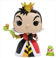 Alice in Wonderland - Queen of Hearts US Exclusive Pop! Vinyl | Pop Vinyl