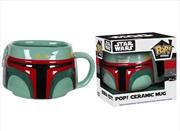 Star Wars - Boba Fett Pop! Mug
