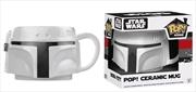 Star Wars - Boba Fett Prototype Pop! Mug