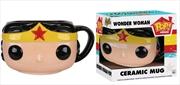 Wonder Woman - Pop! Mug | Merchandise