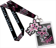 Five Nights at Freddy's: Sister Location - Funtime Foxy Pop! Lanyard
