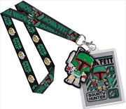Star Wars - Boba Fett Pop! Lanyard