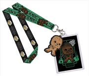 Star Wars - Chewbacca Pop! Lanyard