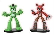 Five Nights at Freddy's - Hero World Glow US Exclusive 2-pack [RS]