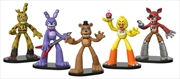 Five Nights at Freddy's - Hero World #1 US Exclusive 5-pack [RS] | Merchandise