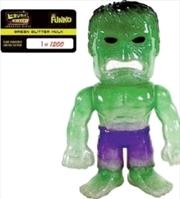 Hulk - Green Glitter Hikari Figure | Merchandise