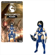 Mortal Kombat X - Kitana Savage World Action Figure | Merchandise