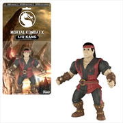 Mortal Kombat X - Liu Kang Savage World Action Figure | Merchandise